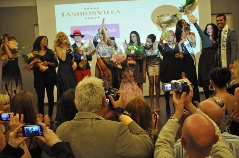II Desfile Benéfico de la Fundación Cesare Scariolo en Marbella
