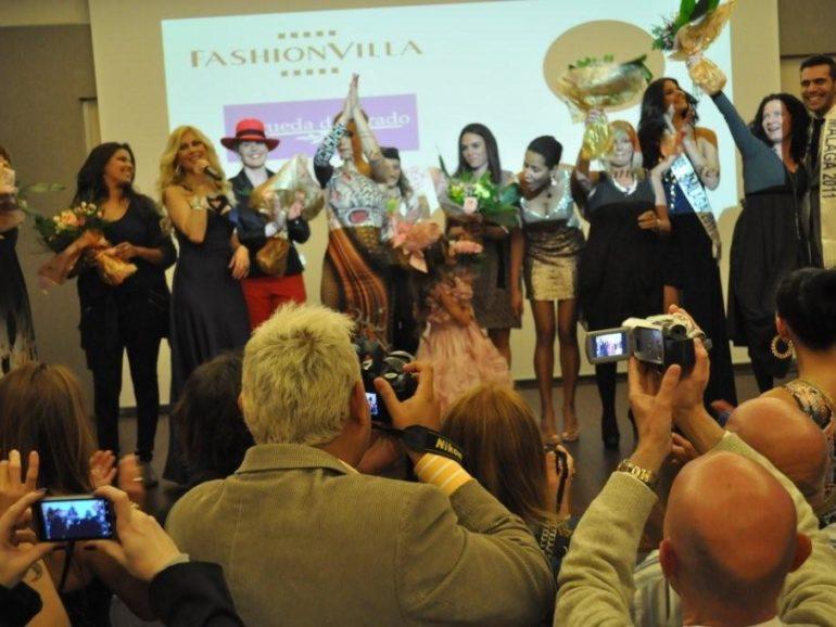 II Cesare Scariolo Foundation Fashion Show in Marbella