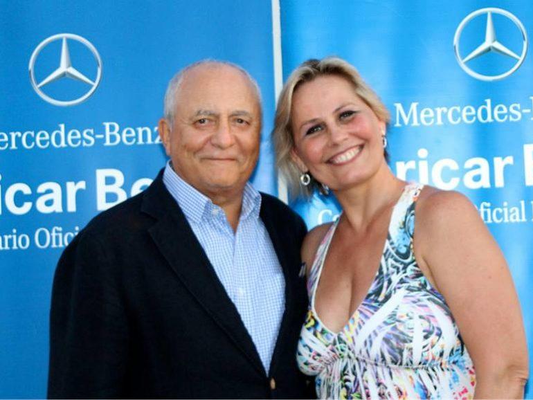 Ibericar Benet Presentación Mercedes Clase S