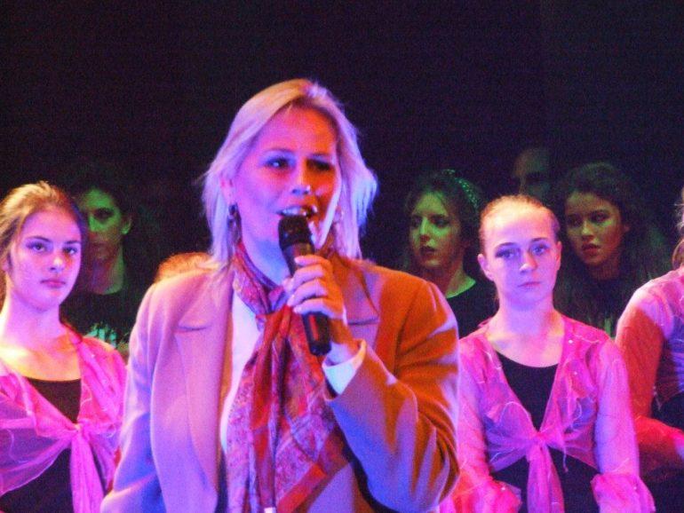 Musical JUNTOS POR UN SUEÑO 1, Marbellla