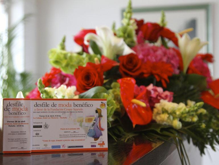 Desfile de Moda de la Fundación Cesare Scariolo 2013
