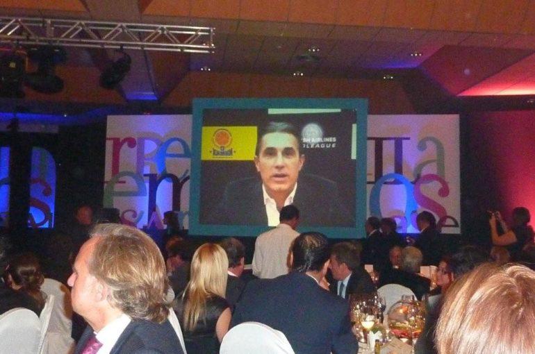 Entrega de XI Premios Empresariales CIT Marbella: reconocimiento a la Fundación Cesare Scariolo