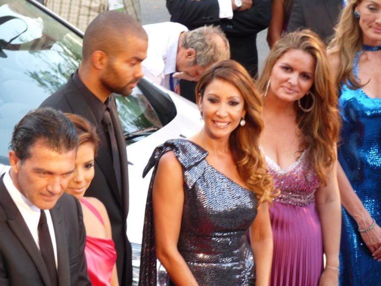 Exclusiva Gala Starlite en Villa Padierna, Marbella, con celebridades internacionales