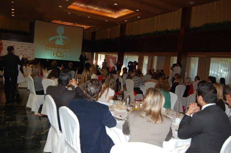 Desayuno Solidario a beneficio de la Fundación Cesare Scariolo