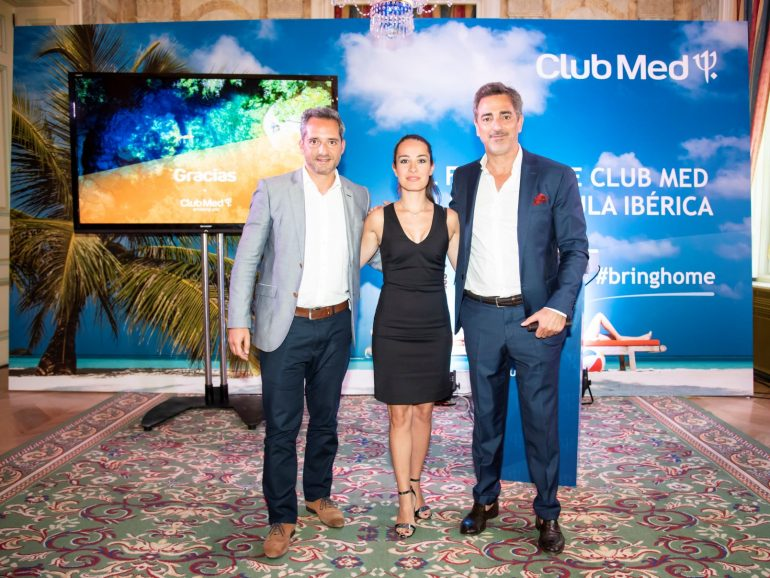 Club Med reinforces its bond with Spain
