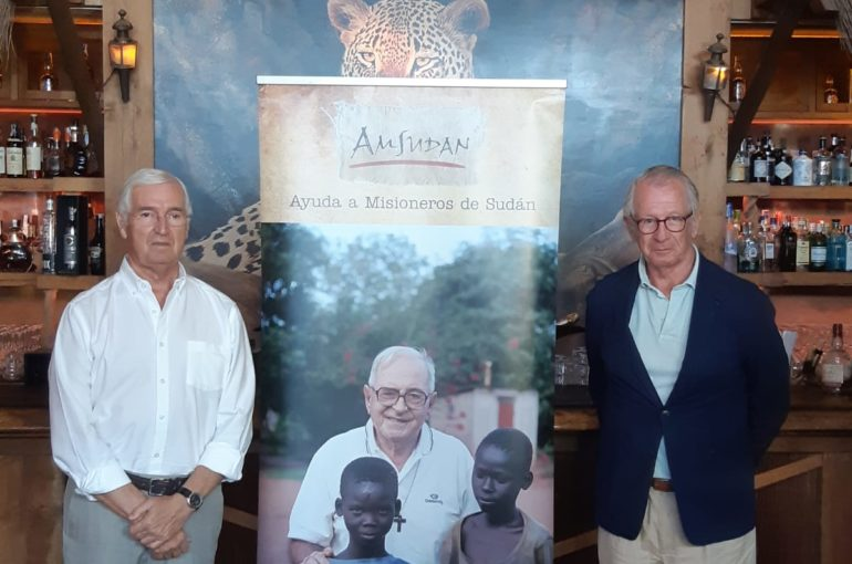 AMSUDAN celebrates its annual charity dinner