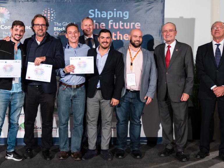 REWIRE gana el Global Blockchain Challenge