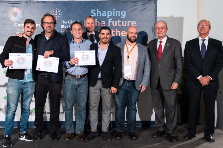 REWIRE wins the Global Blockchain Challenge