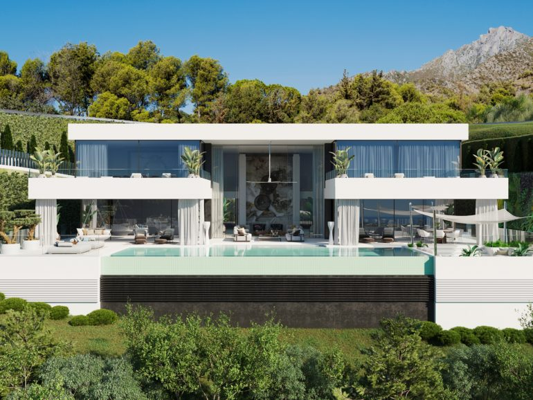 The most energy efficient and sustainable villa in Spain is built in Marbella
