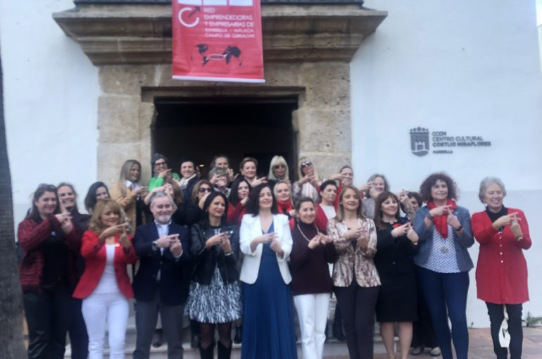 "THE ENTREPRENEURIAL NETWORK OF MARBELLA AND CAMPO DE GIBRALTAR (REM) CELEBRATES FOR THE SEVENTH CONSECUTIVE YEAR ""EQUAL PAY DAY"""