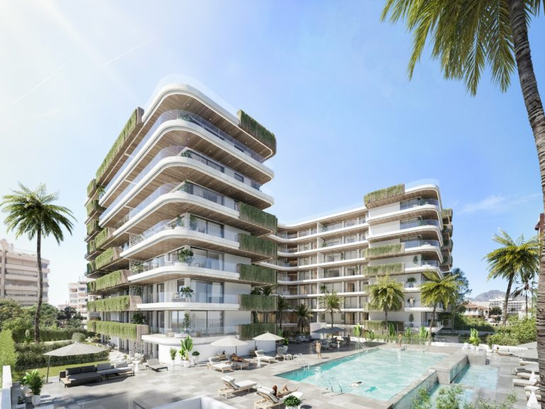 Cordia & Otero Group create a Joint Venture to develop Jade Tower in Fuengirola