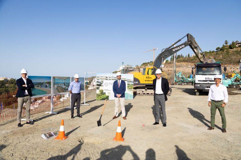 La construcción 4.0 llega a la vivienda de lujo en la  Costa del Sol