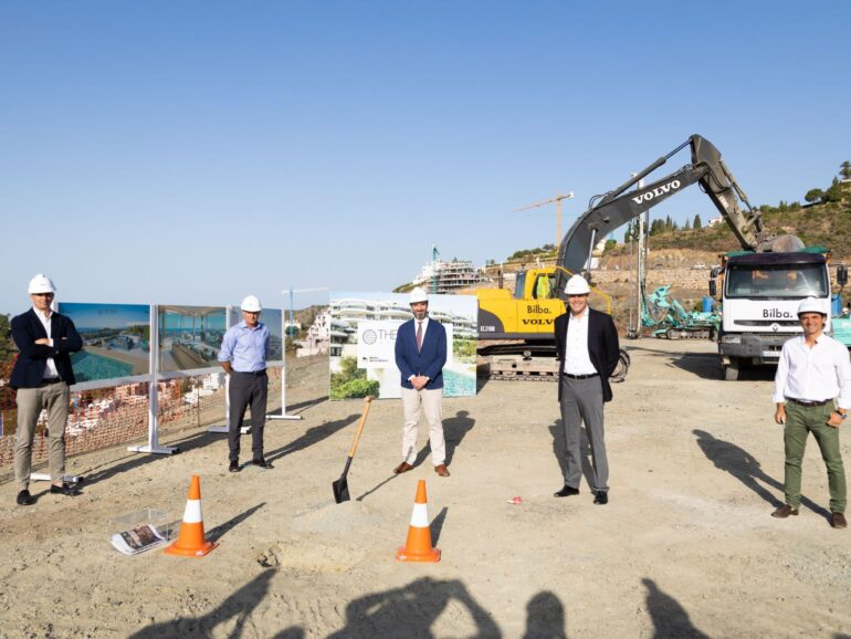 Construction 4.0 reaches the luxury property sector on  the Costa del Sol