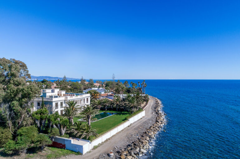 The sale of luxury homes in Marbella does not lose bellows despite the international health crisis