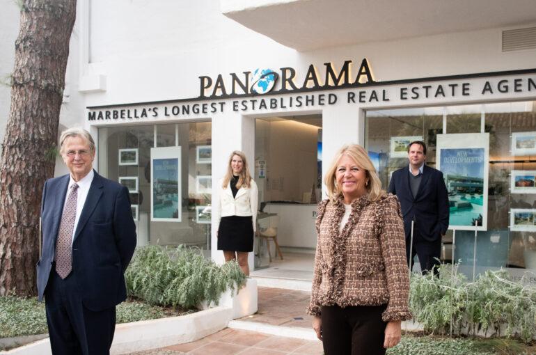 Panorama Properties celebra medio siglo de vida liderando el sector inmobiliario del lujo en Marbella