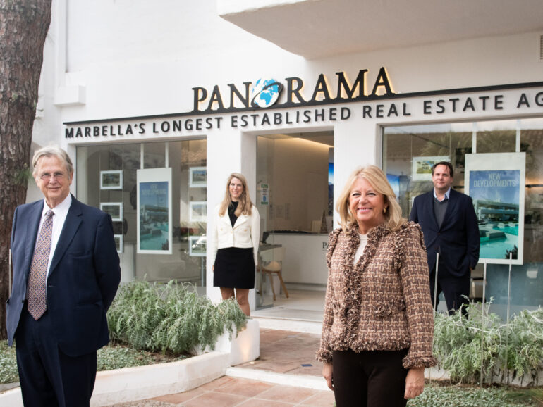Panorama Properties celebrates its 50th Anniversary leading the luxury real estate sector in Marbella