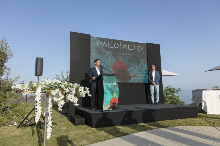 •Palo Alto holds a Tour day event with its agent network, authorities, collaborators and clients to announce the launch of two new and exclusive housing developments; Granados and Ceibas