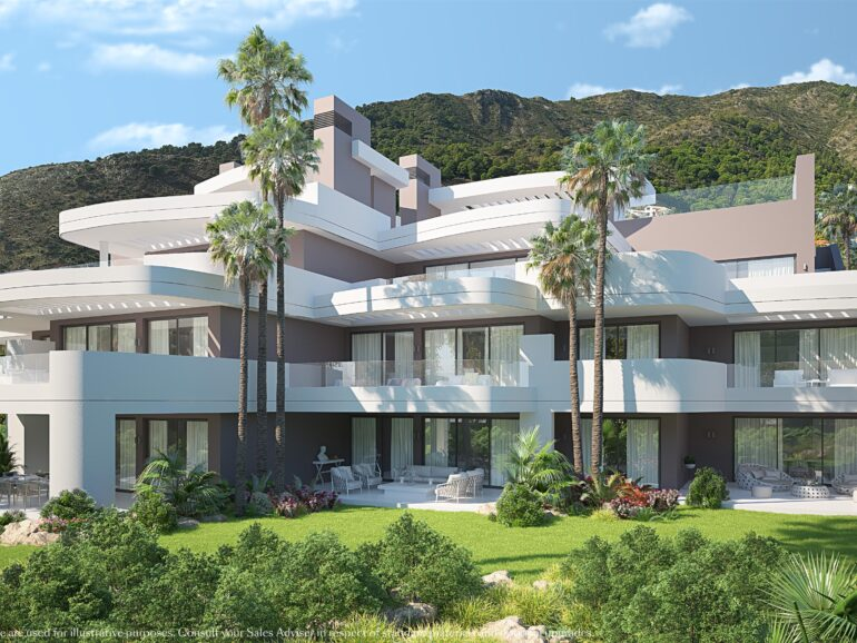 Palo Alto Marbella expands its collection with the launch of two exclusive new housing developments; Granados and Ceibas