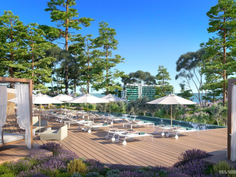 Club Med returns to Spain 20 years later and will open its first luxury resort, Magna Marbella, in 2022